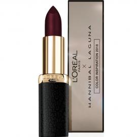 Rouge à lèvres Color matte Hannibal Laguna - 430 Mon Jules