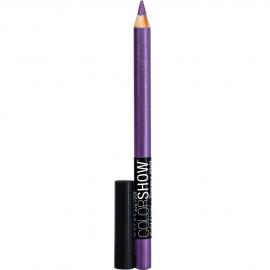 Crayon khôl Colorshow – 320 Vibrant Violet maybelline