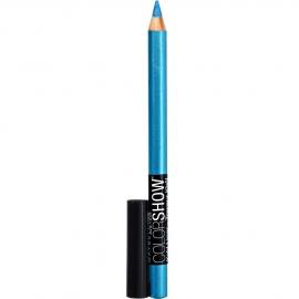 Crayon khôl Colorshow – 210 Turquoise flash maybelline