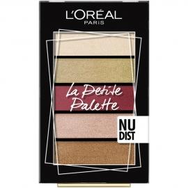 La petite palette - 02 Nudist l'oréal packaging