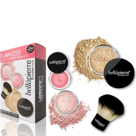 Kit teint Flawless & Rosy Complexion - Deep