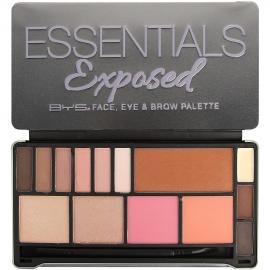 Palette maquillage Exposed yeux, teint et sourcils de Bys