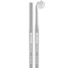 Crayon eyeliner waterproof - 02 Argent Divage