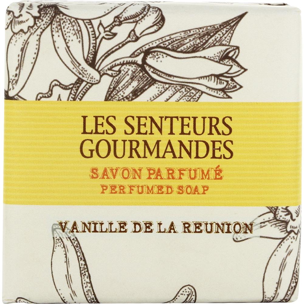 Savon vanille de La Réunion Les senteurs gourmandes