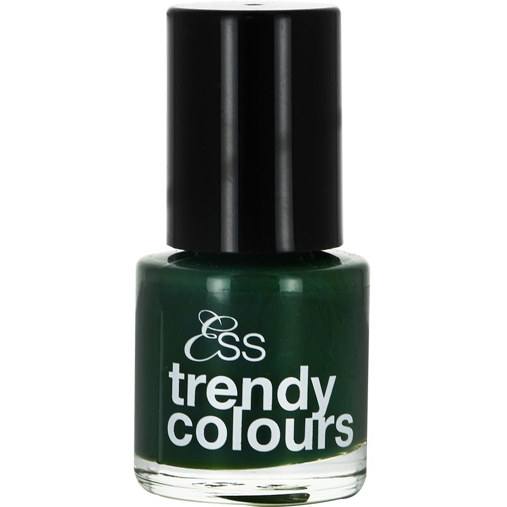 Vernis à ongles - Deep green