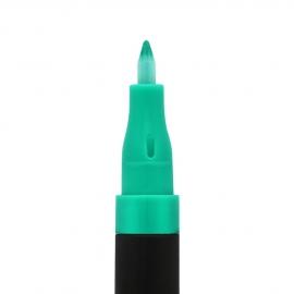Feutre nail art - Vert émeraude pointe fine