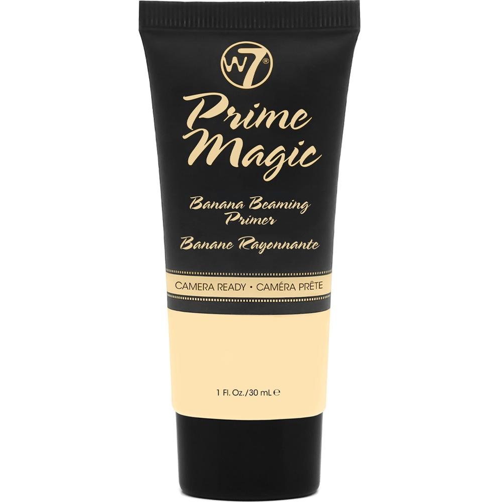 Base de maquillage Prime Magic - Banane rayonnante w7