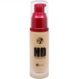 Fond de teint HD - Early tan w7