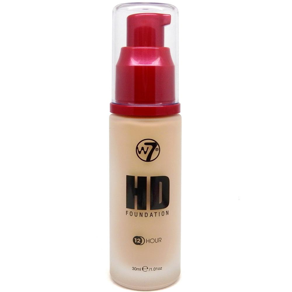 Fond de teint HD - Early tan w7