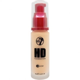 Fond de teint HD - Vanilla  w7