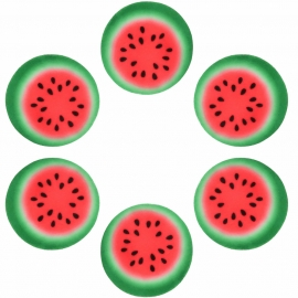 6 minis masques Watermelon w7