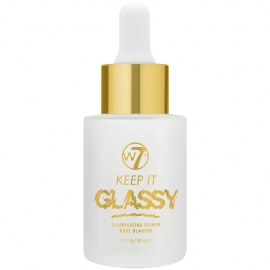 Base de teint illuminatrice Keep it glassy w7