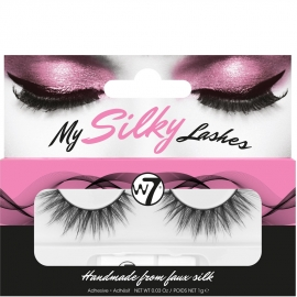 Faux-cils My Silky Lashes - SL31 w7 packaging