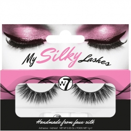 Faux-cils My Silky Lashes - SL34 w7 packaging