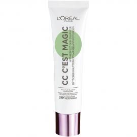 CC crème C'est Magic anti-rougeurs L'Oréal