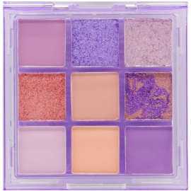 Palette Soft hues - Amethyst fards pastel w7