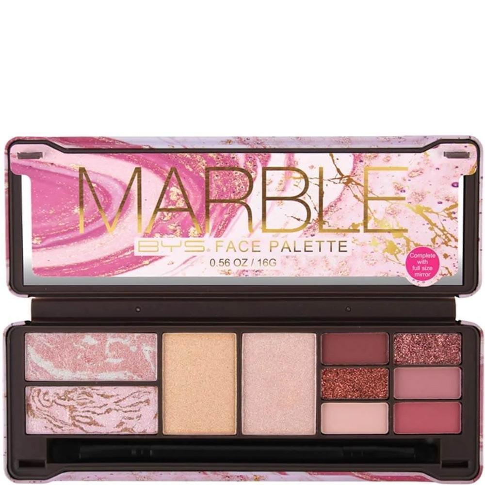 Palette Marble Teint et yeux 10 fap bys