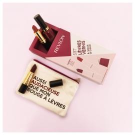 Coffret Trousse beauté - Bordeaux chic revlon