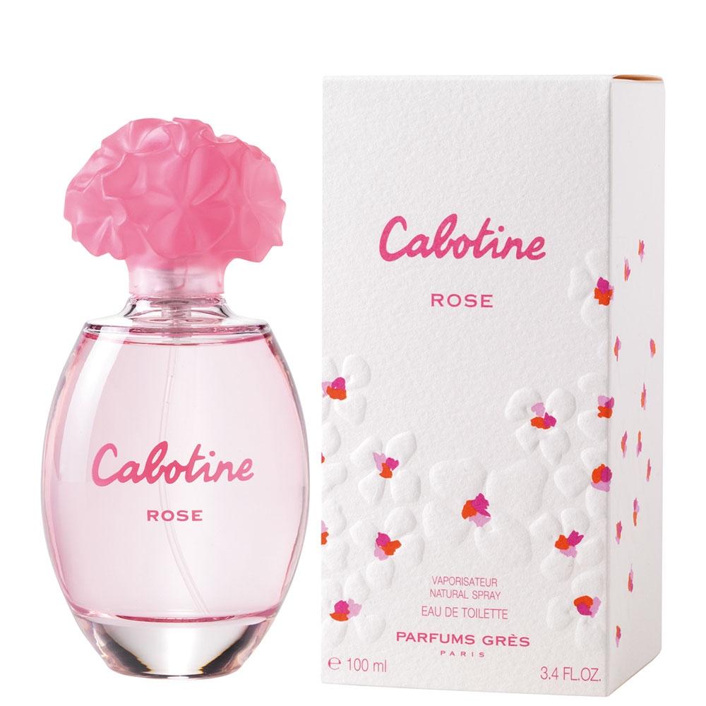 Eau de toilette Cabotine rose