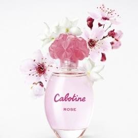 Flacon eau de toilette Cabotine Rose