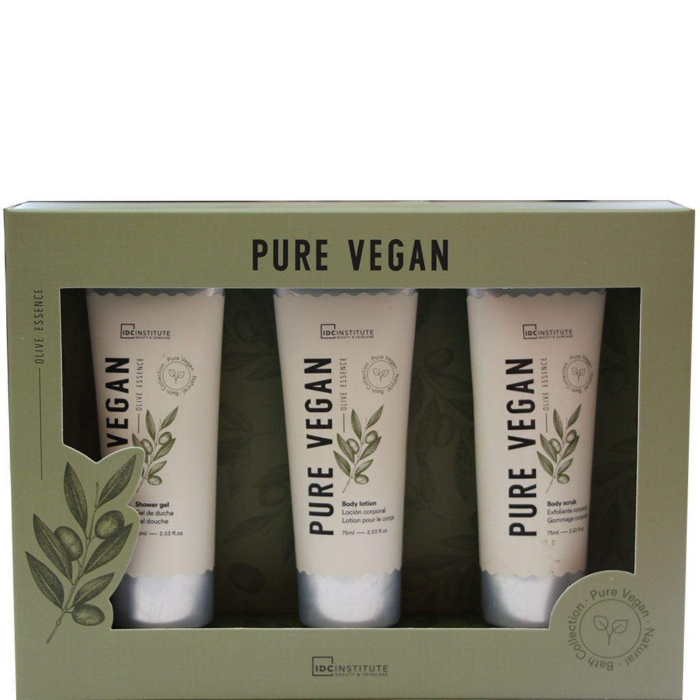 Coffret Pure Vegan corps
