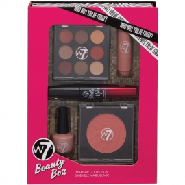 Coffret Beauty Boss w7