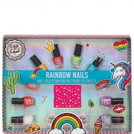 Coffret vernis à ongles Rainbow