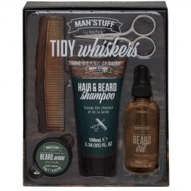 Coffret de soin pour la barbe - Tidy whiskers