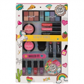 Coffret maquillage Beauty Vibes