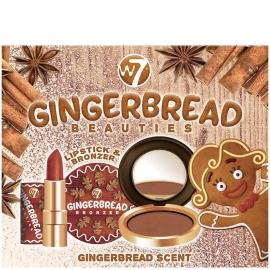 Coffret Gingerbread beauties bronzer et rouge à lèvres w7