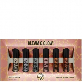 Coffret Gleam & Glow w7