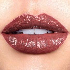 Cracker rouge à lèvres, vernis et eyeliner - Bordeaux