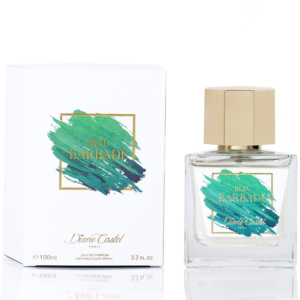 Eau de parfum Bleu barbade diane castle