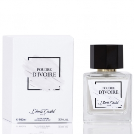 Eau de parfum Poudre d'ivoire diane castle