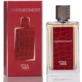 Eau de parfum L'impertinent style paris