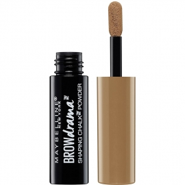 Poudre sourcils Brow drama - Blonde maybelline pinceau