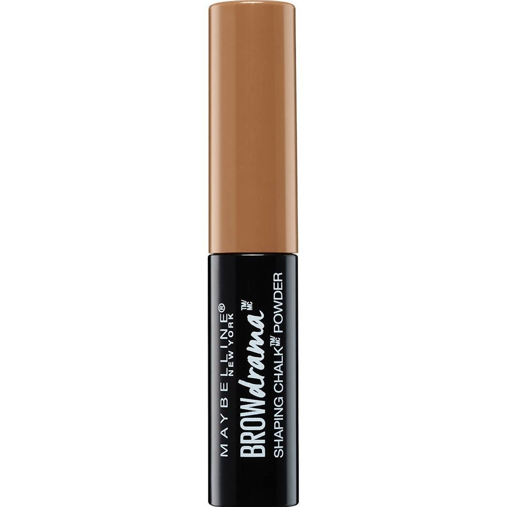 Poudre sourcils Brow drama - Blonde maybelline packaging