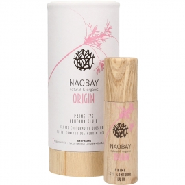 Fluide contour des yeux anti-âge - Origin naobay packaging  et crème