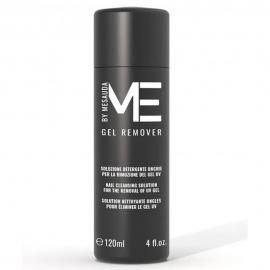 Solution nettoyante ongles gel UV mesauda milano cruelty free