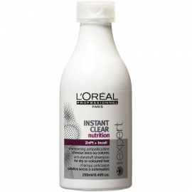 Shampooing Instant Clear Nutrition