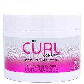 Masque profond - Cheveux bouclés et frisés the curl company