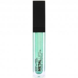 Rouge à lèvres Metal lips - 12 Mint metal