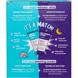 Kit perfect match Minceur Cellublue dos