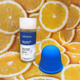 Routine express anti-cellulite cellublue 2 produits