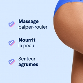Huile massage palper-rouler Cellulite Cellublue bienfaits
