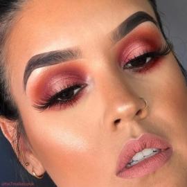 Palette 14 Fards à Paupières Dusk Till Dawn maquillage