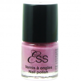 Vernis à ongles - 50 Rose pailleté