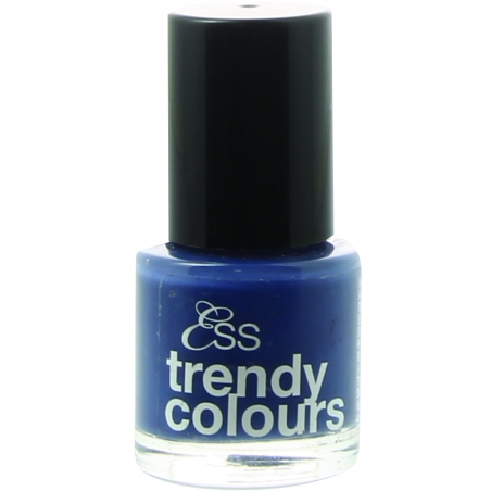 Vernis à ongles Trendy colours - 825 Midnight blue ess