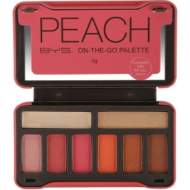Palette Peach on-the-go bys