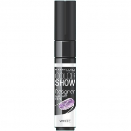 Stylo nail art Color show - White maybelline